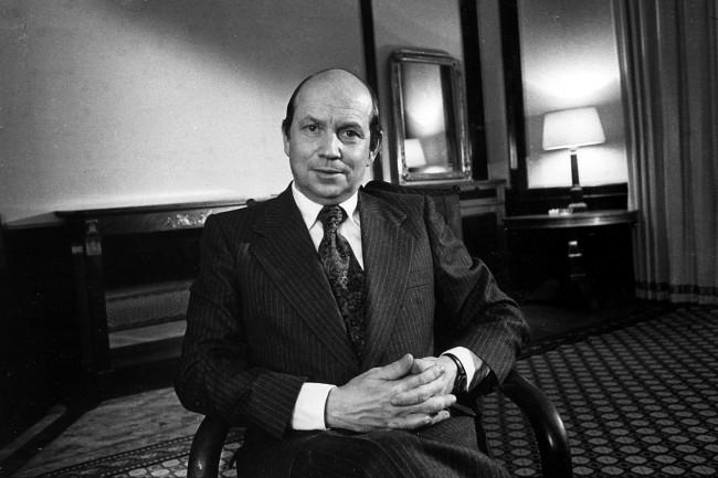 Jean-Claude Boussac (Boussac) © Georges Azenstarck